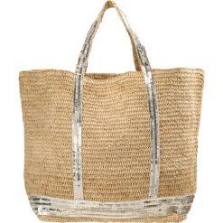 Shopper bag damskie: Vanessa Bruno CABAS GRAND PAILLETTES Torba na zakupy silver