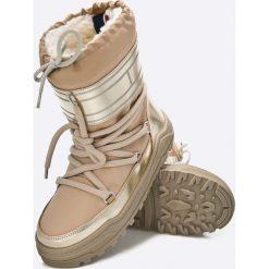 Buty zimowe damskie: Tommy Hilfiger - Śniegowce