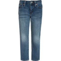 Polo Ralph Lauren BOTTOMS Jeans Skinny Fit tucker wash. Niebieskie jeansy dziewczęce Polo Ralph Lauren, z bawełny. W wyprzedaży za 213,85 zł.