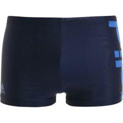 Adidas Performance Kąpielówki collegiate navy/blue. Niebieskie kąpielówki męskie adidas Performance, m, z elastanu. W wyprzedaży za 125,10 zł.