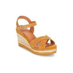 Sandały Bocage  HELENA. Czerwone sandały damskie marki Nike. Za 335,20 zł.