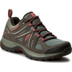 Buty trekkingowe damskie: Trekkingi SALOMON - Ellipse 2 Aero W 394730 20 M0 Castor Gray/Beluga/Mineral Red