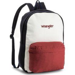 Plecak WRANGLER - Retro Backpack W0Y01UI35 Navy. Białe plecaki damskie Wrangler. W wyprzedaży za 149,00 zł.