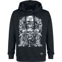Black Premium by EMP Bodies Bluza z kapturem czarny. Czarne bluzy męskie rozpinane Black Premium by EMP, xxl, z kapturem. Za 184,90 zł.