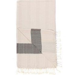 Chusta hammam w kolorze białym - 180 x 100 cm. Czarne chusty damskie marki Hamamtowels, z bawełny. W wyprzedaży za 43,95 zł.