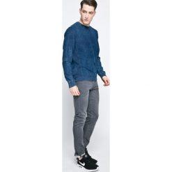 Pepe Jeans - Bluza Robert. Szare bluzy męskie rozpinane marki Pepe Jeans, m, z bawełny, bez kaptura. W wyprzedaży za 199,90 zł.