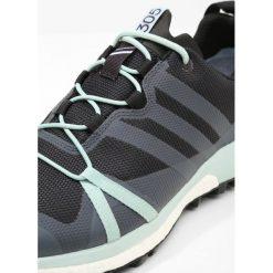 Adidas Performance TERREX AGRAVIC GTX  Obuwie do biegania Szlak carbon/grey heather/ash green. Szare buty sportowe damskie marki adidas Performance, z materiału, do biegania. Za 649,00 zł.
