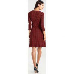 Sukienki: Anna Field Sukienka z dżerseju black/red