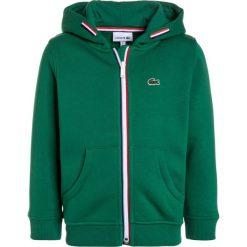 Bluzy chłopięce: Lacoste Bluza rozpinana green