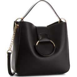 Torebka JENNY FAIRY - RS0180 Black. Czarne torebki klasyczne damskie marki Jenny Fairy, ze skóry ekologicznej. Za 99,99 zł.