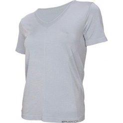 Brubeck Koszulka damska z krótkim rękawem Comfort Night szara r. L (SS11790). Szare topy sportowe damskie Brubeck, l, z krótkim rękawem. Za 99,99 zł.