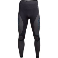 Bielizna bezszwowa męska BIMB601D - czarny - Outhorn. Czarna odzież termoaktywna męska Outhorn, m, z elastanu. Za 69,99 zł.