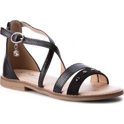 Sandały dziewczęce: Sandały MAGIC LADY – CS17006 Czarny