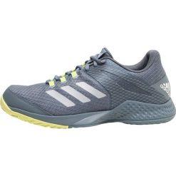 Buty trekkingowe męskie: adidas Performance ADIZERO CLUB Obuwie multicourt raw grey/white/sefrye