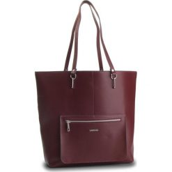 Torebka LASOCKI - VS4329 Bordowy. Czerwone torebki klasyczne damskie Lasocki, ze skóry. Za 299,99 zł.