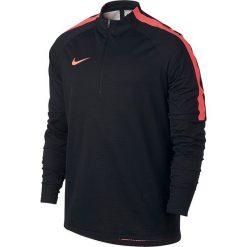 Nike Koszulka męska Shield Strike Drill czarna r. M (807028 011). Czarne koszulki do piłki nożnej męskie Nike, m. Za 313,91 zł.