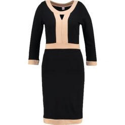 Sukienki: Anna Field Sukienka z dżerseju black/camel