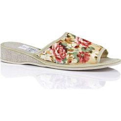 Kapcie damskie: ELIZA pantofle damskie laczki domowe wygodne
