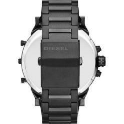 Diesel - Zegarek DZ7312. Czarne zegarki męskie Diesel, szklane. Za 1299,00 zł.