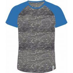 AQUAWAVE Koszulka męska BAMA light grey melange/campanula r. XL. Szare t-shirty męskie AQUAWAVE, m. Za 47,12 zł.