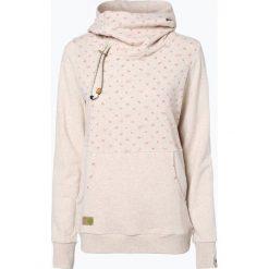 Odzież damska: Ragwear - Damska bluza nierozpinana, beżowy