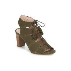 Sandały Betty London  EVENE. Zielone sandały damskie marki Betty London. Za 279,20 zł.