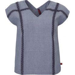 """T-shirty damskie: Koszulka """"Sigga"""" w kolorze niebieskim"""