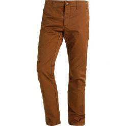 Spodnie męskie: Carhartt WIP SID LAMAR Chinosy hamilton brown rinsed
