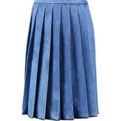Spódniczki: Mads Nørgaard Spódnica jeansowa worn stone