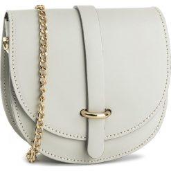 Torebka CREOLE - K10466 Beżowy. Szare torebki klasyczne damskie Creole, ze skóry. Za 99,00 zł.