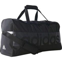 Torby podróżne: Adidas Torba Tiro 17 Linear Team Bag M czarna (S96148)