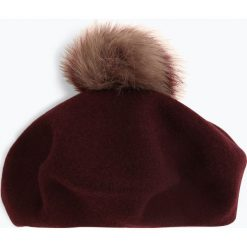 Loevenich - Czapka damska, czerwony. Czerwone czapki damskie Loevenich. Za 129,95 zł.