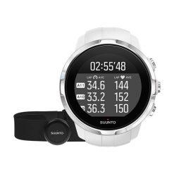 Zegarek unisex Suunto Spartan Sport White HR SS022650000. Białe zegarki damskie Suunto. Za 1999,00 zł.