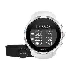Zegarki damskie: Zegarek unisex Suunto Spartan Sport White HR SS022650000