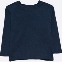 Blukids - Longsleeve dziecięcy (2-pack) + t-shirt 68-98 cm. Różowe t-shirty chłopięce marki Blukids, z bawełny, z okrągłym kołnierzem. W wyprzedaży za 34,90 zł.