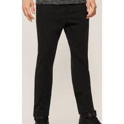 Chinosy męskie: Spodnie CHINO - Szary
