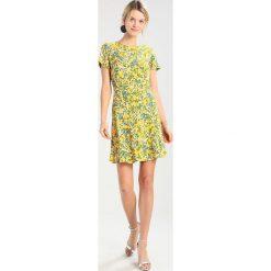 Sukienki hiszpanki: Samsøe & Samsøe ZAMBIA DRESS Sukienka koszulowa soleil jardin