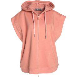 Swetry damskie: adidas by Stella McCartney YO HOODY Bluza z kapturem cinblu