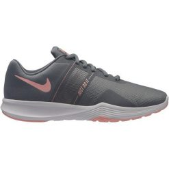 Nike Buty Treningowe Damskie City Trainer 2 Women's Training Shoe/Cool Grey/Oracle Pink-Wolf Grey 36,5. Różowe buty do fitnessu damskie marki Nike. Za 239,00 zł.