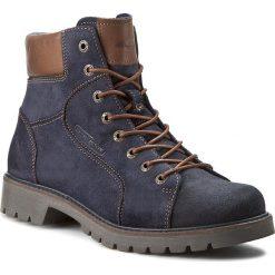 Trapery CAMEL ACTIVE - Outback 817.75.01 Midnight/Bison. Niebieskie buty zimowe damskie marki Camel Active, z materiału. W wyprzedaży za 329,00 zł.