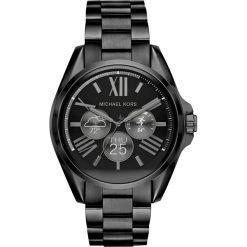 Biżuteria i zegarki damskie: Michael Kors Access BRADSHAW Zegarek schwarz