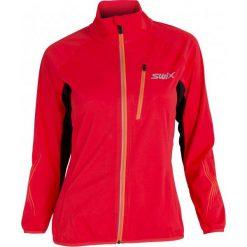 Swix Kurtka Damska Dynamic, Czerwona, M. Czerwone kurtki damskie narciarskie Swix, m, z lycry. Za 695,00 zł.