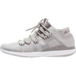 Buty do fitnessu damskie: adidas by Stella McCartney CRAZYTRAIN Obuwie treningowe universe/mystery/white