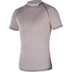 Blue Fly Koszulka męska Fly Termo Pro beżowa r. XS. Brązowe koszulki sportowe męskie marki Blue Fly, m. Za 81,90 zł.