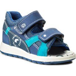 Sandały męskie: Sandały PRIMIGI - 1364122 T.Jea/Blue