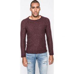 Review - Sweter. Niebieskie swetry klasyczne męskie marki Review. W wyprzedaży za 79,90 zł.
