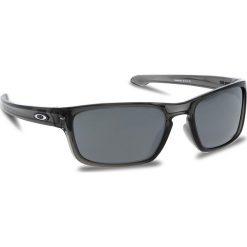 Okulary przeciwsłoneczne OAKLEY - Sliver Stealth OO9408-0356 Grey Smoke Prizm Black Iridium. Szare okulary przeciwsłoneczne męskie aviatory Oakley, z tworzywa sztucznego. W wyprzedaży za 479,00 zł.