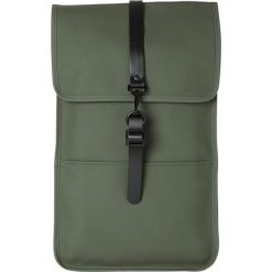 Rains BACKPACK Plecak green. Zielone plecaki damskie Rains. Za 359,00 zł.