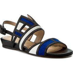 Rzymianki damskie: Sandały BRUNO PREMI – Vit + Cam + Vit K0302X  Nero/Bluette/Bianco