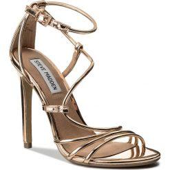 Sandały damskie: Sandały STEVE MADDEN – Smith Sandal 91000887-07046-15002 Rose Gold